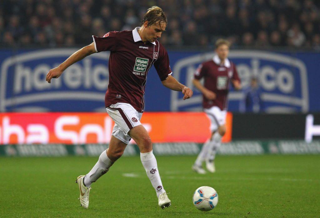 Martin Amedick wurde 2006 von Borussia Dortmund aufgrund herber Defensivprobleme verpflichtet. Foto: Getty Images