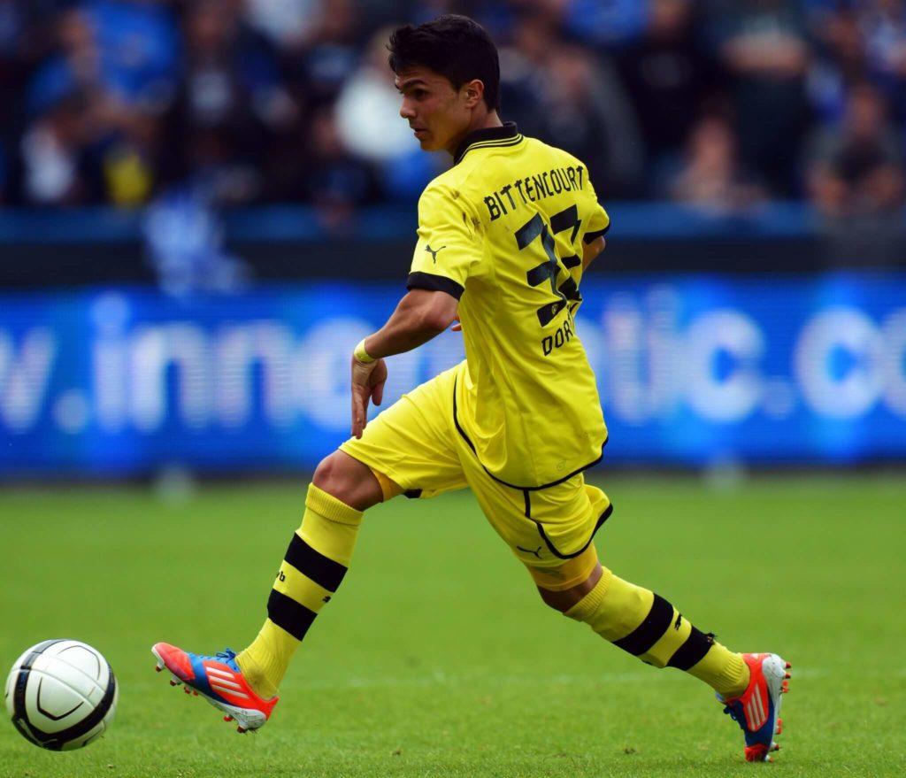 Leonardo Bittencourt kam für Dortmund nur auf sechs Einsätze. Foto: Getty Images