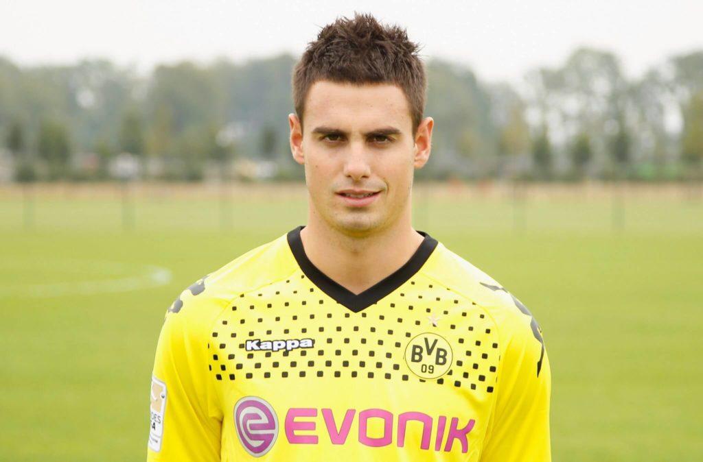Damien le Tallec lief zumeist für die BVB-Amateure auf. Foto: Getty Images