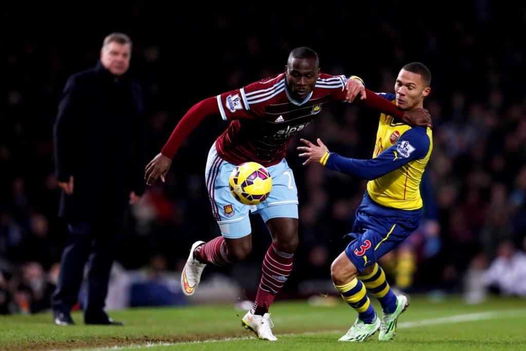 2005/06 zog es Demel zum HSV und von dort 2011 zu West Ham. Foto: Getty Images