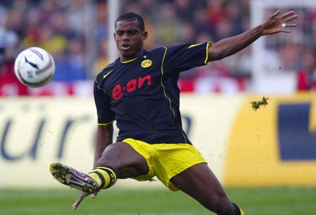 Sunday Oliseh sorgte erst beim 1.FC Köln, dann bei Amsterdam und Juventus für Furore. Foto: Getty Images