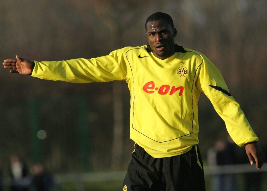 Guy Demel kam 2001 als vermeintlich großes Talent vom FC Arsenal. Foto: Getty Images