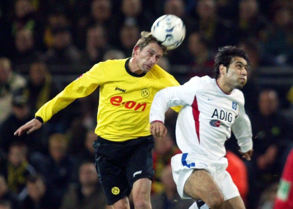 Die Hoffnung in Dortmund war groß, mit Andre Bergdölmo einen starken linken Verteidiger verpflichtet zu haben. Foto: Getty Images