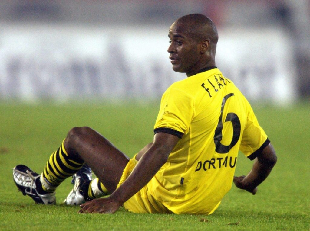 Flavio Conceicao kam 2003 von Real Madrid nach Dortmund. Foto: Getty Images