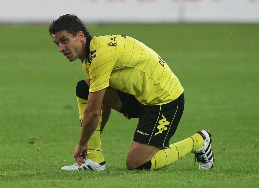 Dimitar Rangelov wechselte 2009 zum BVB. Foto: Getty Images