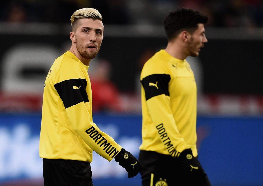 Genau ein halbes Jahr dauerte das Engagement von Kevin Kampl bei Borussia Dortmund. Foto: Getty Images