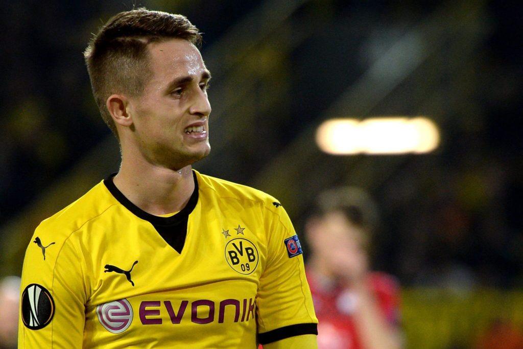 Kurz vor Ende der Wechselfrist 2015 sicherte sich Dortmund in einem Leihgeschäft die Dienste von Adnan Januzaj. Foto: Getty Images