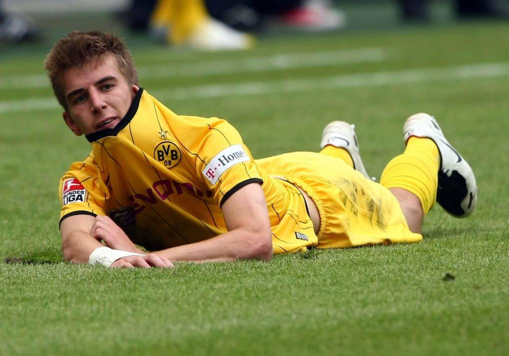 2000 wurde Uwe Hünemeier von Borussia Dortmund in die Nachwuchsabteilung übernommen. Foto: Getty Images