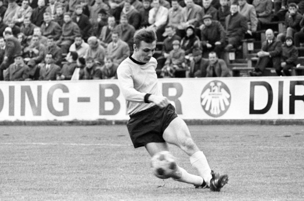 Reinhard Libuda wird auf Schalke noch heute verehrt. Foto: Imago