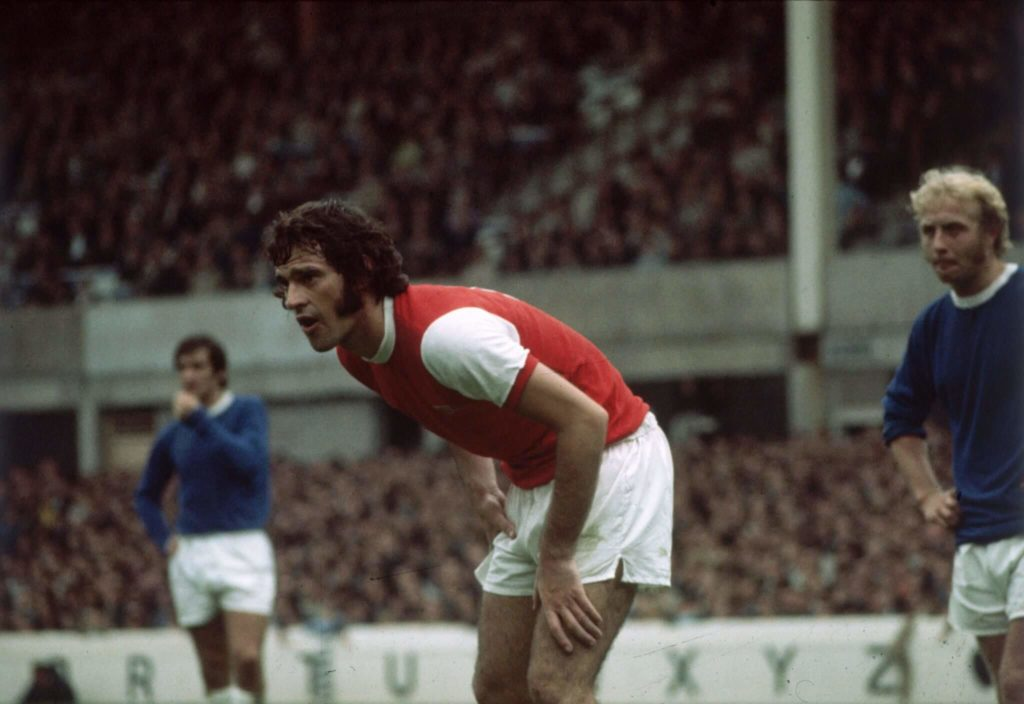 Peter Storey - Nationalspieler und Arsenal-Legende. Foto: Getty Images