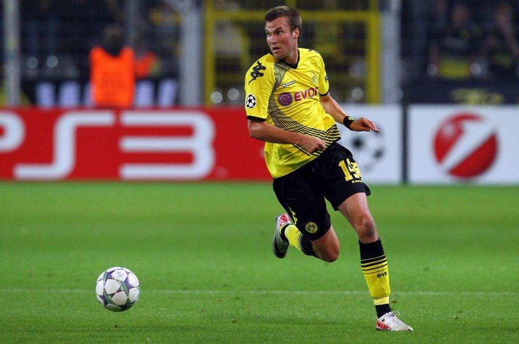 Kevin Großkreutz für Borussia Dortmund. Foto: Getty Images