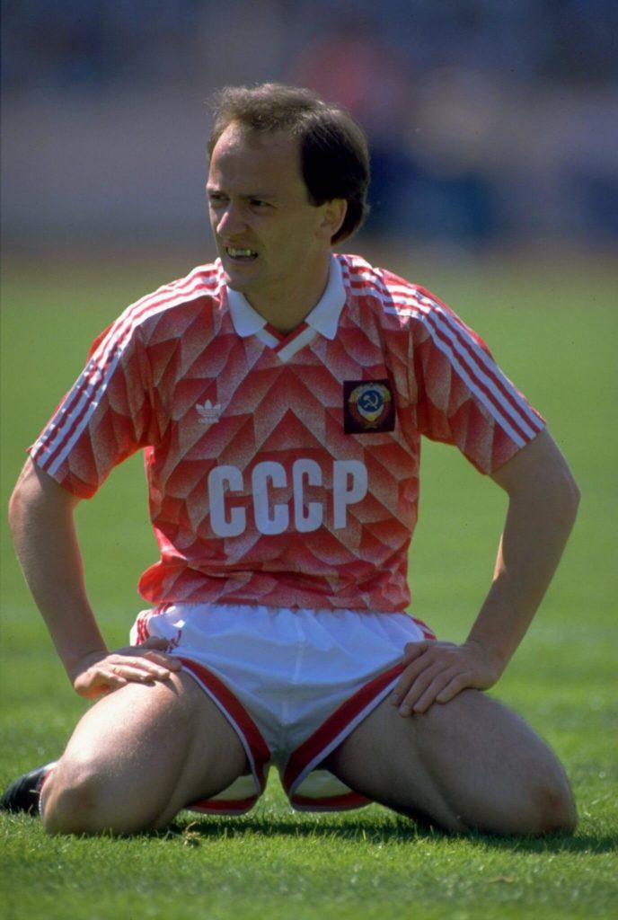 Einer der größten Transferflops in der Bundesliga war Igor Iwanowitsch Belanov. Foto: Allsport