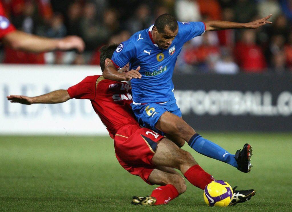 Rivaldo war schnell, torgefährlich und ausdauerstark. Foto: Getty Images