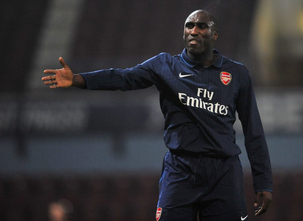 Sol Campbell schloss sich Notts County an. Foto: Getty Images