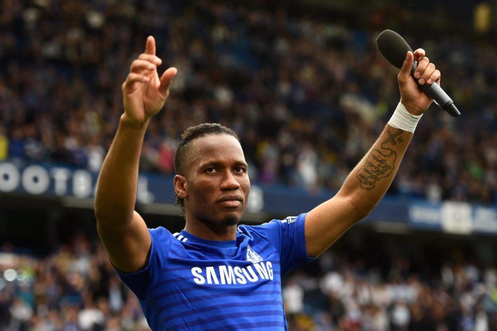 Mit Chelsea London feierte Didier Drogba große Erfolge. Foto: Getty Images