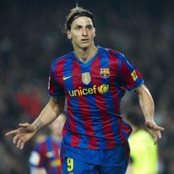 Barcelona machte mit Zlatan Ibrahimovic einen deutlichen Verlust. Foto: Getty Images