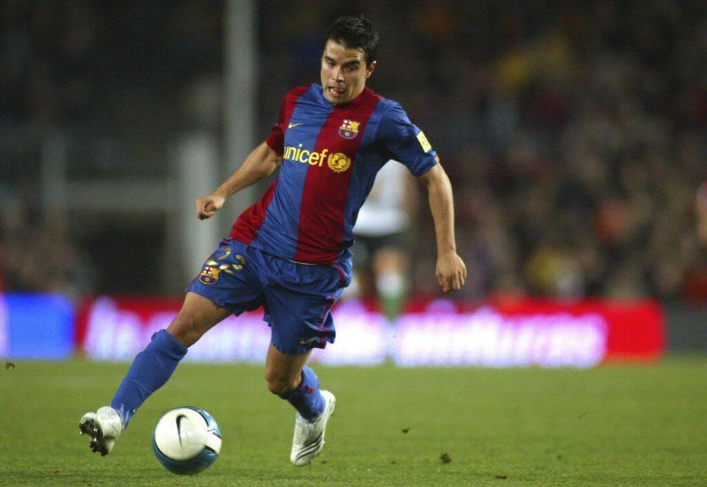 Javier Saviola wurde 2001 für 35,9 Millionen Euro vom FC Barcelona verpflichtet. Foto: Getty Images