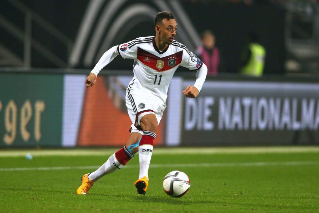 Ein weiterer DFB-Spieler, der muslimischen Glaubens ist, ist Karim Bellarabi. Foto: Getty Images