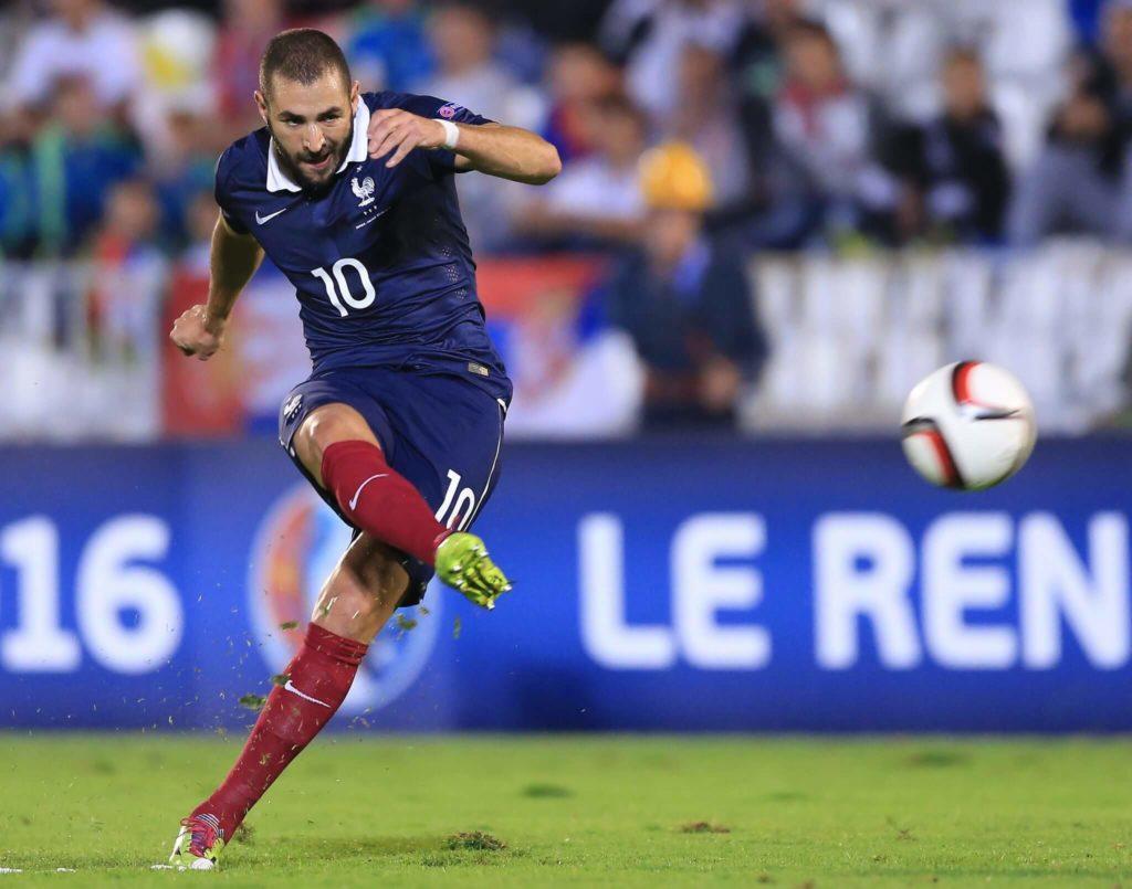 Karim Benzema ist derzeit einer der meist umstrittenen Persönlichkeiten im Fußball. Foto: Getty Images