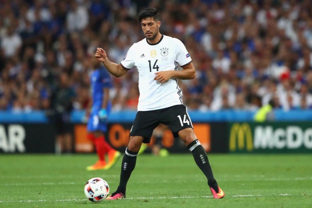 Emre Can ist in Frankfurt geboren und hat türkische Wurzeln. Foto: Getty Images