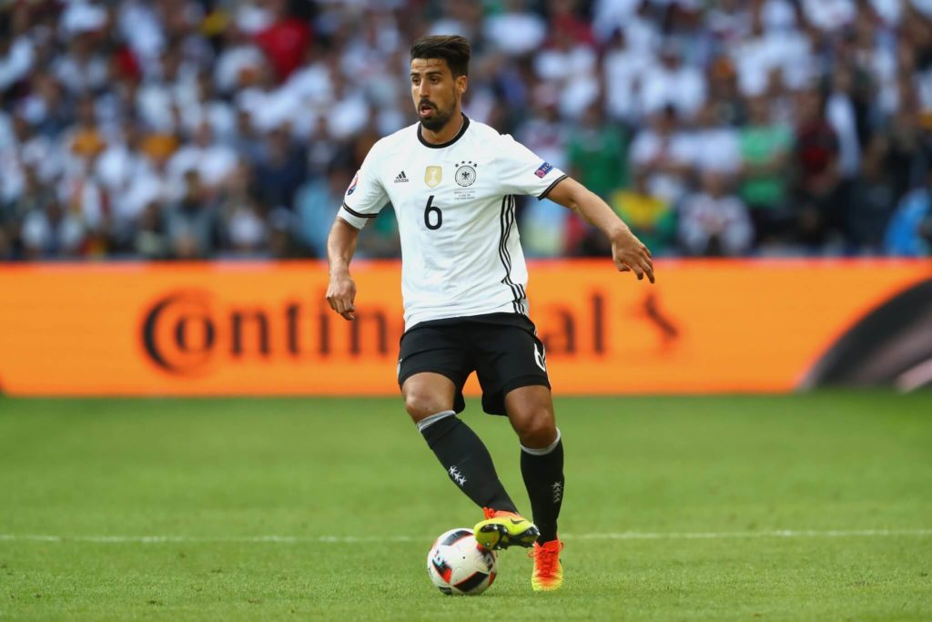 Sami Khedira ist in Deutschland geboren und aufgewachsen. Foto: Getty Images