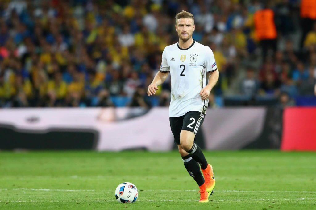 DFB-Spieler Shkodran Mustafi ist ein bekennender Muslim. Foto: Getty Images
