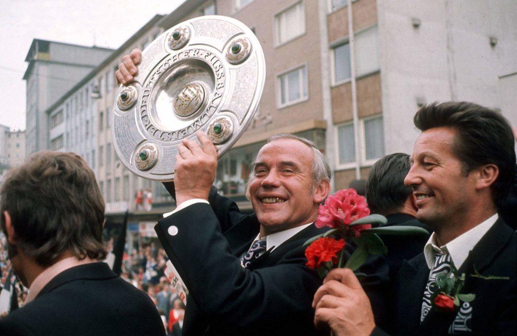 Hennes Weisweiler ist der Meistertrainer von Borussia Mönchengladbach und vom 1. FC Köln. Foto: Imago