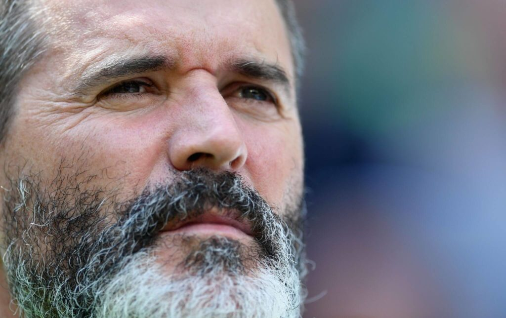 Roy Keane heute. (Photo by Laurence Griffiths/Getty Images)