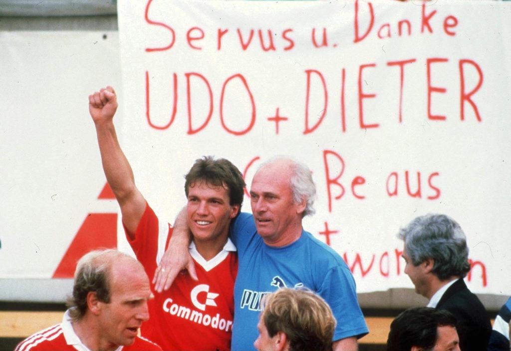 Udo Lattek feierte mit den Bayern viele Erfolge. Foto: Getty Images