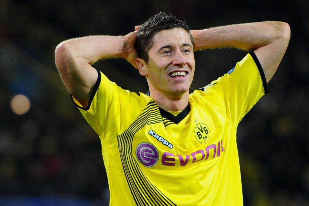 Lewandowski versprach den Dortmundern, bis zum Schluss alles zu geben und kommunizierte den Wechsel sauber. Foto: Getty Images