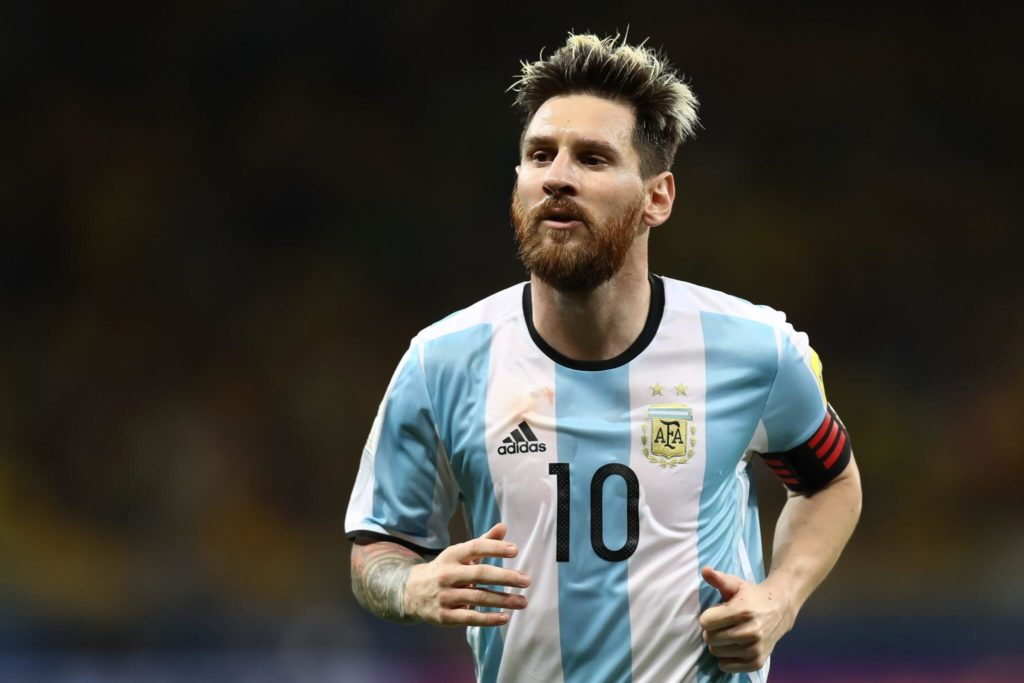 Messi kann nicht Nationalelf (Photo by Buda Mendes/Getty Images)