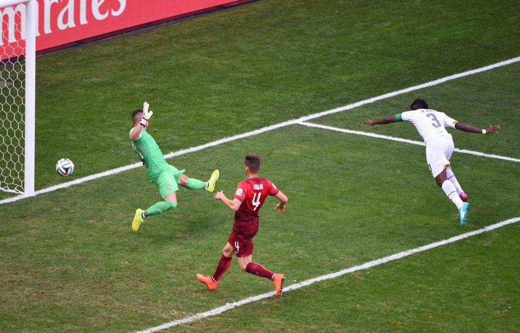Ghana spielte bei der WM zeitweise richtig gut. Foto: Getty Images