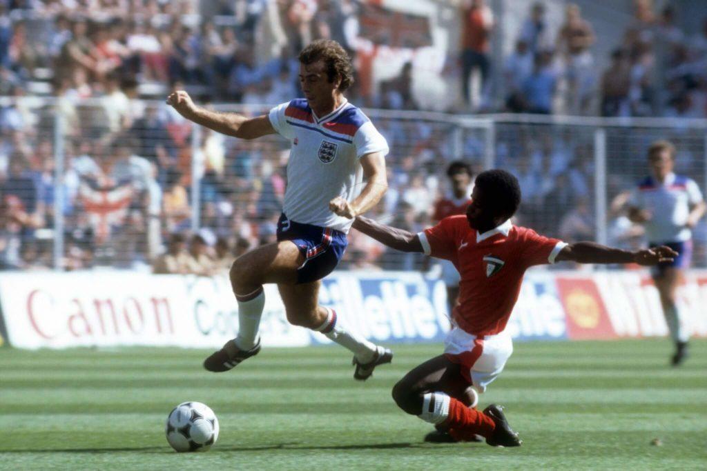 Kuwait vs. Frankreich. Dieses Spiel führte zum Skandal. Foto: Imago