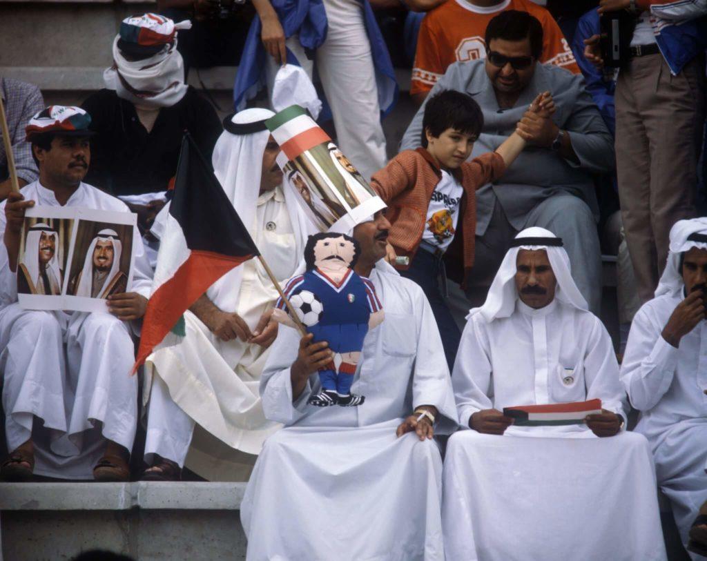 Edel-Fans aus Kuwait. Foto: Imago
