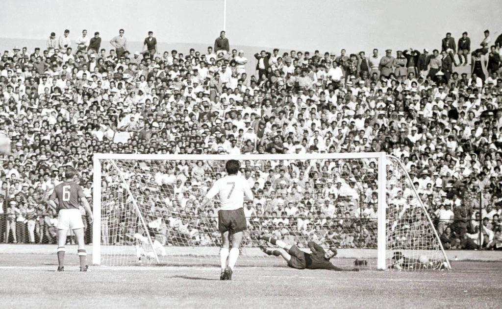 Bei der WM 1962 schlug Chile die UDSSR. Foto: Imago