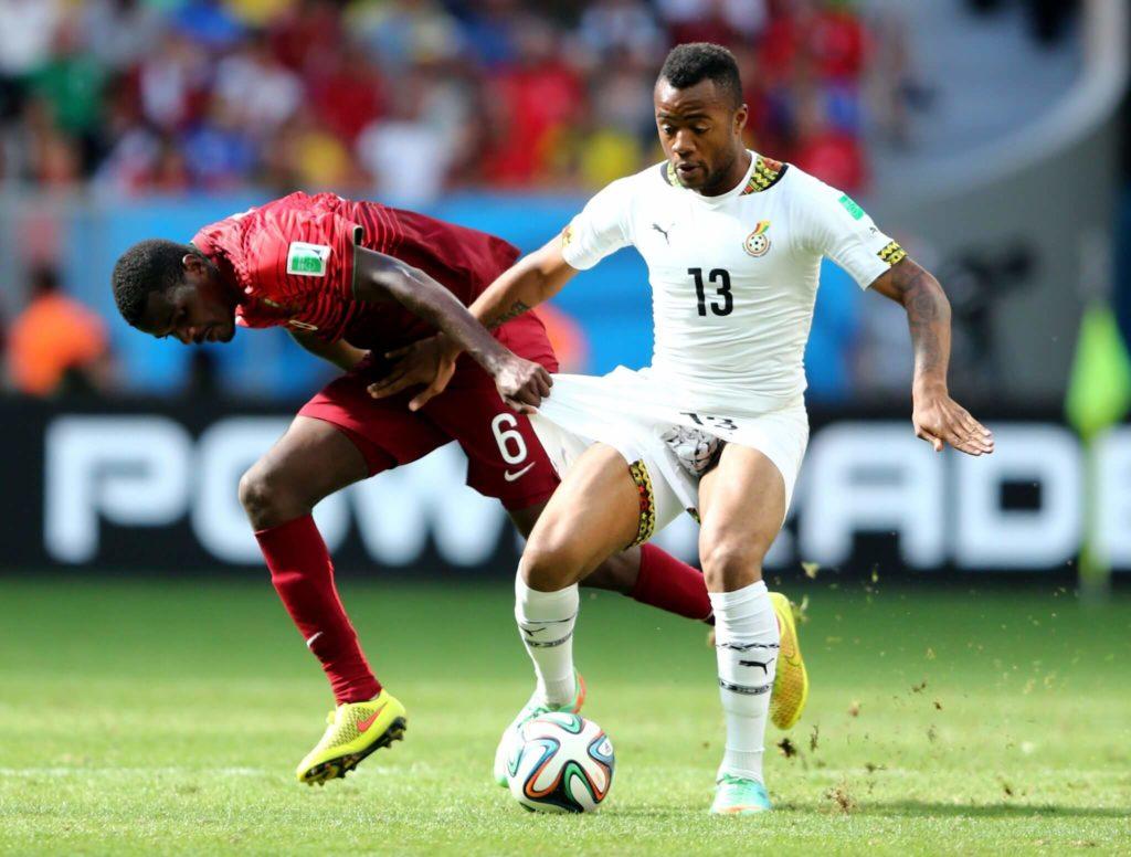 Portugal und Ghana schieden aus. Foto: Getty Images .