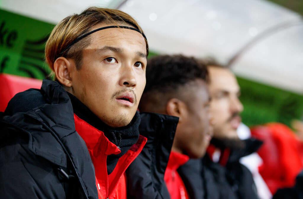 Nun ist Usami Ergänzungsspieler bei Fortuna Düsseldorf in der 2. Bundesliga. Foto: Getty Images