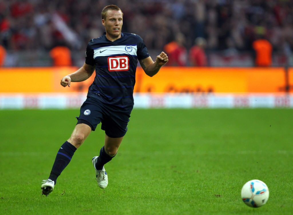 Erfolgreich war Christian Lell bei der Berliner Hertha. Foto: Getty Images