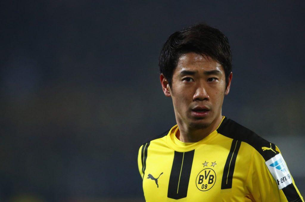 Nach zwei Jahren in Manchester kehrte er 2014 wieder nach Dortmund zurück. Foto: Getty Images