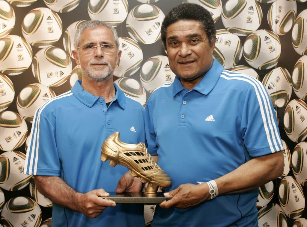 Eusebio – He did it all. Foto: Getty Images