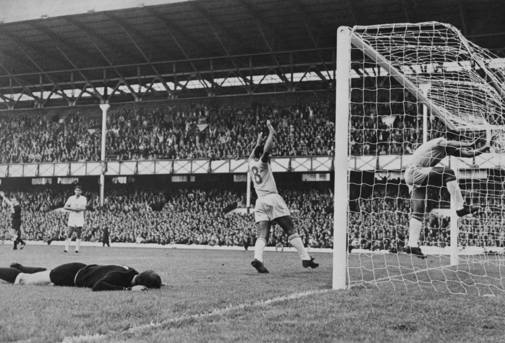 Konnte kicken wie kaum jemand anderes: Garrincha. Foto: Getty Images
