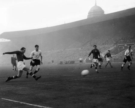 Nandor Hidegkuti war ein Fußball-Freigeist. Foto: Getty Images