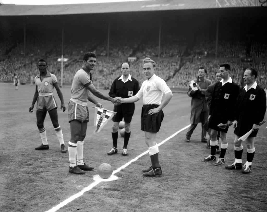 Nilton Santos war einer der besten Kicker aller Zeiten. Foto: Getty Images