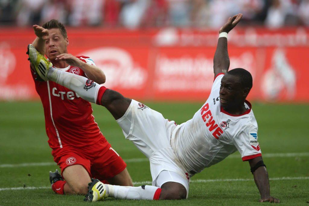 Negativrekorde können sowohl der 1. FC Köln als auch Fortuna Düsseldorf (Photo by Christof Koepsel/Bongarts/Getty Images)