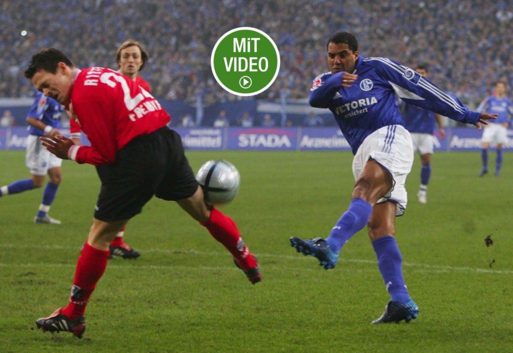 SC Freiburg 2004/2005 – Die Schlechtesten seit Einführung der 3-Punkte Regel (Photo by Vladimir Rys/Bongarts/Getty Images)