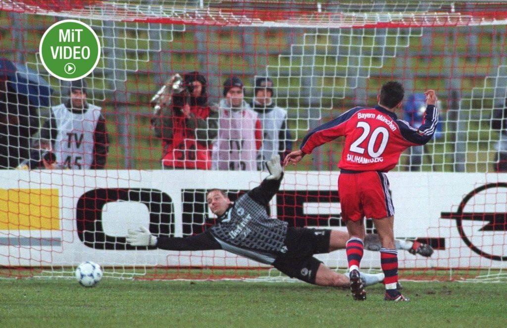 Arminia Bielefeld 1999/2000 – Die Serienverlierer (Photo by Peter Schatz/Bongarts/Getty Images)