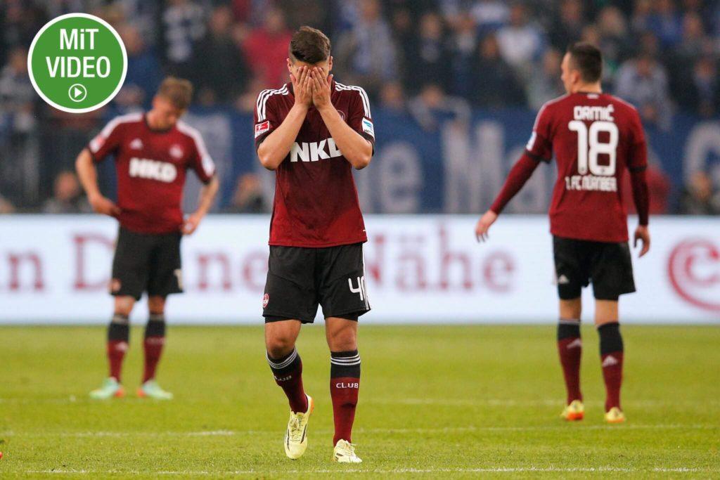 1. FC Nürnberg 1983/84 – Kein einziger Auswärtspunkt, Foto: Getty Images