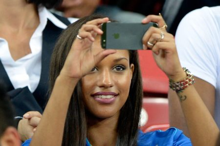 Fanny Neguesha wurde in Brüssel geboren. Foto: Getty Images