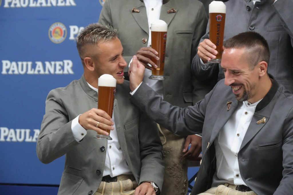 Franck Ribery kam aus Marseille. Foto: Getty Images