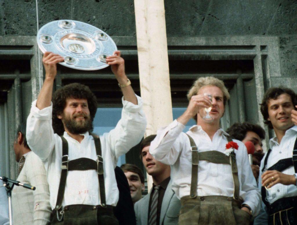 Erfolgreich mit dem FC Bayern - Karl-Heinz Rummenigge. Foto: Getty Images